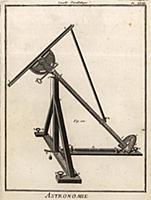 Астрономия. Параллактическая машина. (Ивердонская