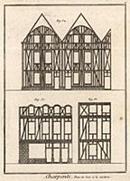 Плотницкие работы. Современные деревянные каркасны