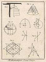 Математика. Секция конических фигур. (Ивердонская