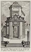 Летний павильон в английском стиле. Johann Jacob S