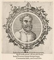 Фалес Милетский (640/624–548/545 гг. до н.э.) (лис