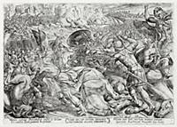 Падение стен Иерихона (из работы Testamento vecchi