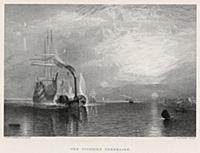 Последний рейс корабля 'Отважный' (лист из альбома
