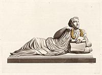 Скульптура с этрусского надгробия (из знаменитой р
