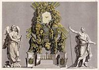 Алтарь работы Бернини (из знаменитой работы Джулио