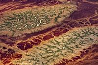Узоры земли. Каменная пустыня Стерта, Квинсленд, А