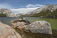 Tenya Lake, Tuolumne Meadows, Yosemite National Pa