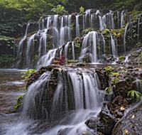 Banyu Wana Amertha Waterfall, Bali, Indonesia
