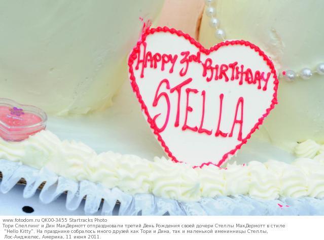 Стелла поздравление с днем рождения