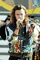 Концерт One Direction на серии концертов GMA