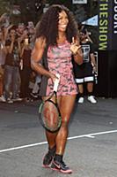 Теннисный турнир Nike