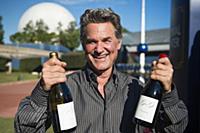 Вино от Курта Рассела