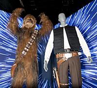 Выставка костюмов из фильма «Звездные войны»