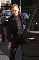 Том Хиддлстон в Нью-Йорке
