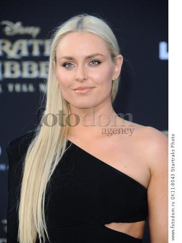-Hollywood, CA - 05/18/2017 Premiere of Pirates of the Caribbean: Dead Men Tell no Tales-PICTURED: Lindsey Vonn-PHOTO by: Sara De Boer/startraksphoto.com-SDL_7382Startraks PhotoNew York, NY For licensing please call 212-414-9464 or email sales@startraksphoto.com