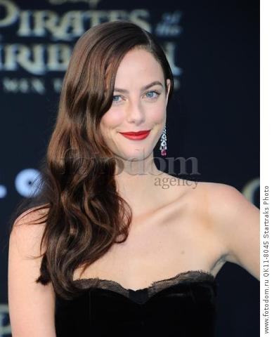 -Hollywood, CA - 05/18/2017 Premiere of Pirates of the Caribbean: Dead Men Tell no Tales-PICTURED: Kaya Scodelario-PHOTO by: Sara De Boer/startraksphoto.com-SDL_7173Startraks PhotoNew York, NY For licensing please call 212-414-9464 or email sales@startraksphoto.com