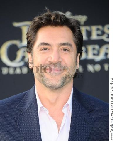 -Hollywood, CA - 05/18/2017 Premiere of Pirates of the Caribbean: Dead Men Tell no Tales-PICTURED: Javier Bardem-PHOTO by: Sara De Boer/startraksphoto.com-SDL_7104Startraks PhotoNew York, NY For licensing please call 212-414-9464 or email sales@startraksphoto.com