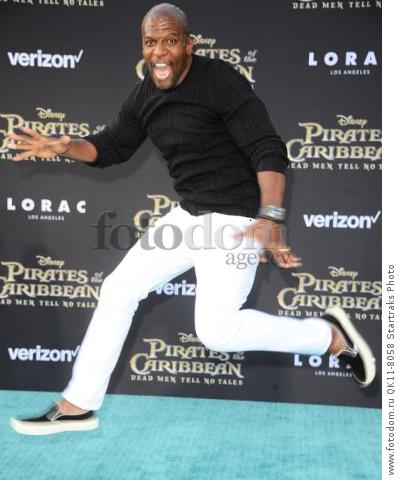 -Hollywood, CA - 05/18/2017 Premiere of Pirates of the Caribbean: Dead Men Tell no Tales-PICTURED: Terry Crews-PHOTO by: Sara De Boer/startraksphoto.com-SDL_7320Startraks PhotoNew York, NY For licensing please call 212-414-9464 or email sales@startraksphoto.com