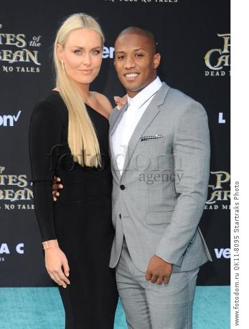 -Hollywood, CA - 05/18/2017 Premiere of Pirates of the Caribbean: Dead Men Tell no Tales-PICTURED: Lindsey Vonn, Kenan Smith-PHOTO by: Sara De Boer/startraksphoto.com-SDL_7374Startraks PhotoNew York, NY For licensing please call 212-414-9464 or email sales@startraksphoto.com