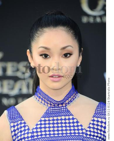 -Hollywood, CA - 05/18/2017 Premiere of Pirates of the Caribbean: Dead Men Tell no Tales-PICTURED: Lana Condor-PHOTO by: Sara De Boer/startraksphoto.com-SDL_6993Startraks PhotoNew York, NY For licensing please call 212-414-9464 or email sales@startraksphoto.com