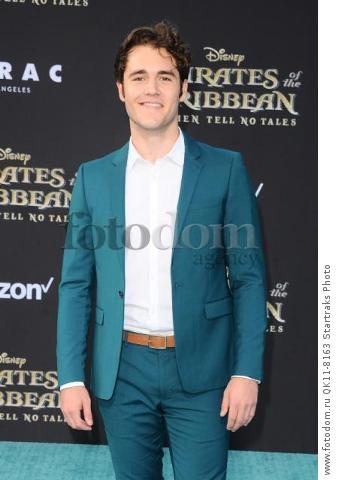 -Hollywood, CA - 05/18/2017 Premiere of Pirates of the Caribbean: Dead Men Tell no Tales-PICTURED: Charlie DePew-PHOTO by: Sara De Boer/startraksphoto.com-SDL_7338Startraks PhotoNew York, NY For licensing please call 212-414-9464 or email sales@startraksphoto.com