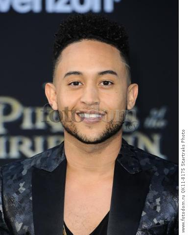 -Hollywood, CA - 05/18/2017 Premiere of Pirates of the Caribbean: Dead Men Tell no Tales-PICTURED: Tahj Mowry-PHOTO by: Sara De Boer/startraksphoto.com-SDL_7490Startraks PhotoNew York, NY For licensing please call 212-414-9464 or email sales@startraksphoto.com