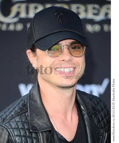 -Hollywood, CA - 05/18/2017 Premiere of Pirates of the Caribbean: Dead Men Tell no Tales-PICTURED: Matthew Lawrence-PHOTO by: Sara De Boer/startraksphoto.com-SDL_7146Startraks PhotoNew York, NY For licensing please call 212-414-9464 or email sales@startraksphoto.com