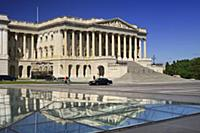 USA, Washington DC, Capitol Building, The House of