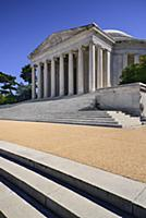 USA, Washington DC, National Mall, Thomas Jefferso