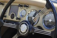 Transport, Cars, Old, Classic car show, detail of