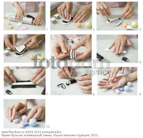 Украшения своими руками пошаговая инструкция фото