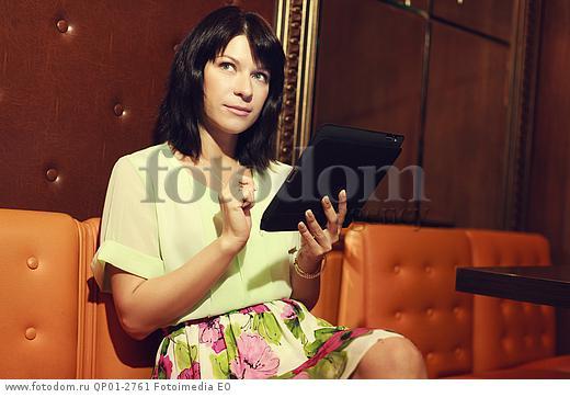 Екатерина Волкова, актриса :: Изображение QP01-2761 :: FOTODOM