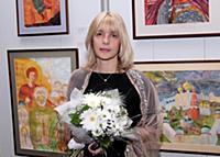 Российская актриса Вера Глаголева