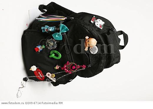 Украшение портфеля своими руками