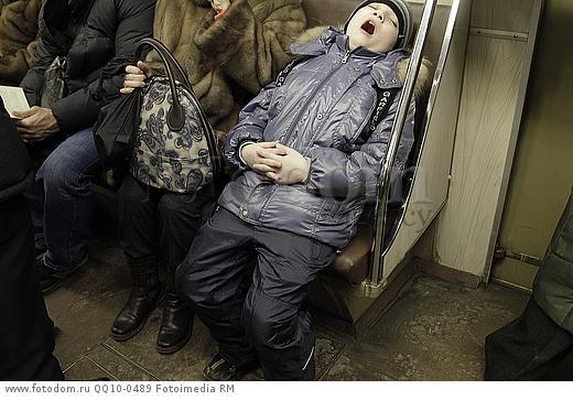 К чему приснилось метро: сон снился два или три раза.