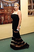 Актриса Ирина Пегова на церемонии вручения наград