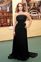 Актриса Аглая Шиловскаяна церемонии вручения награ