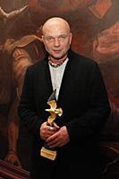 Актер Андрей Смоляков на церемонии вручения наград