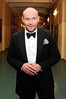 Актер Максим Аверин на церемонии вручения наград п