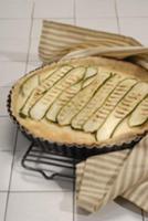 Пирог с цукини