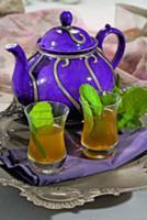 Мятный чай по-мароккански