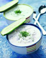 Таратор ( болгарский кисломолочный суп)