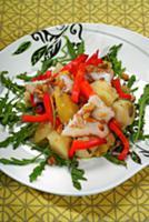 Салат из судака