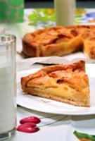 Фландрийский яблочный пирог