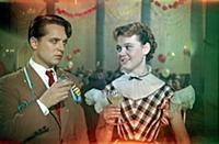 Кадр из фильма: 'Карнавальная ночь'. На фото: Бело