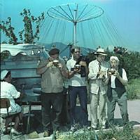 Кадр из фильма «Кавказская пленница»