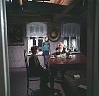 Кадр из фильма Ролана Быкова «Чучело»