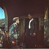 Кадры из фильма «Журавушка» и «Калина красная»