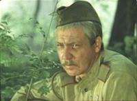 Кадры из телесериала «Вечный зов» с Николаем Ивановым