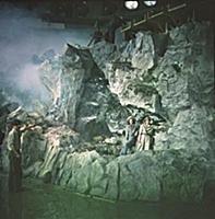 Кадры со съемок фильмов с Кларой Лучко